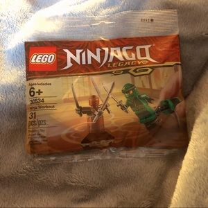 New LEGO Ninjago Building Set Sealed